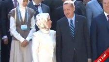 Başbakan Erdoğan'ın Aile Fotoğrafı Çekimi