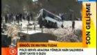 Bingöl'de hain tuzak 8 polis şehit  son dakika
