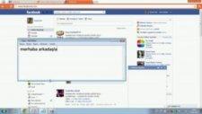 Facebookda Arkadaşının Profil Fotosunu İfadeyle Gösterme