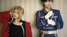 Full Metal Alchemist Brotherhood Cosplay
