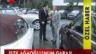 İşte Ali Ağaoğlu'nun Arabaları