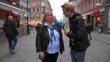 Uygunsuz sokak röportajları