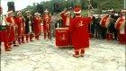 Trabzon Bel.kanuni Mehteran Bölüğü Yeşilyurtta Türkün Savaşı Marşını Çalıyor