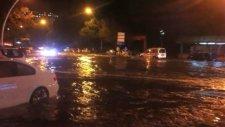 Ankara'da Sel