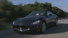 2013 Maserati GranCabrio Driving Scenes