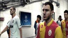 Ttb Pes 2013 Galatasaray Vs Man Utd Playthrough Şerhi Uefa Şampiyonlar Ligi