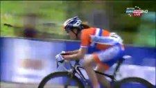 Dünya Bisiklet Şampiyonasında Kaza