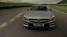 Mercedes Amg V8 Baş Başa