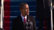 Amerika Başkanı Obama'ya Müthiş Dublaj