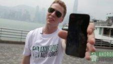 iPhone 5 ve Samsung Galaxy S3 Dayanıklılık Testi