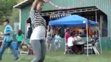 Muhteşem kombinasyon tayt ve hula hoop