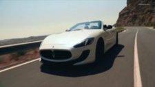 2013 Maserati GranCabrio MC international Debut at Paris Motor Show
