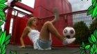 Ömer Alp Can Şov 'Tatlı Kızlar Futbolu'