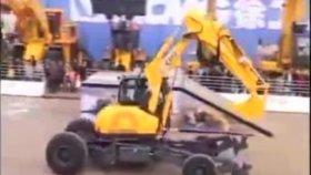 Japonlardan Transformers Kepçe