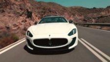 Yeni Maserati GranCabrio MC Promo