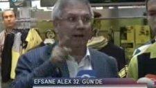 Mehmet Ali Birand'dan tuhaf el hareketi!