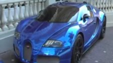 Dünyanın En Hızlı Arabası Bugatti Byron