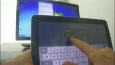 Android Remote Desktop Control