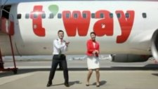 Gangnam Style Modası Gökyüzüne Sıçradı!