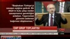 Kılıçdaroğlu' dan Dışişleri Bakanı Ahmet Davutoğlu' na gerizekalı