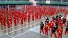 Mahkumların Gam Gam Style Gösterisi