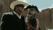 Maskeli Süvari-The Lone Ranger fragmanı