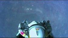 Felix Baumgartner'ın gözünden uzay atlayışı