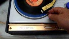 Antika Lambalı Stereo Pikap