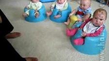 5 Aylık Bebeklerin Konser Keyfi