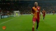 Galatasaray 1-1 Cluj Maçın Özeti