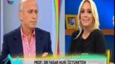 Yaşar Nuri Öztürk Saba Tümer'de Şarkı Söyledi