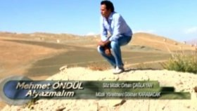 Mehmet Öndül - Alyazmalım