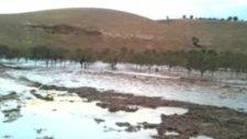 Şanlıurfa'da Sel Anı Kamerada