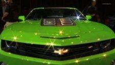 2012 SEMA Show Chevrolet Small Cars Broll