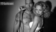 Carew ve Tatiana Shamratova'dan seksi pozlar