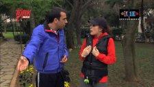 1 Kadın 1 Erkek (95. Bölüm) jogging 2