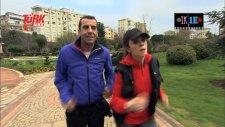 1 Kadın 1 Erkek (95. Bölüm) jogging 4