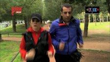 1 Kadın 1 Erkek (95. Bölüm) jogging 7