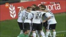 Beşiktaş 2-1 Ofspor Özet