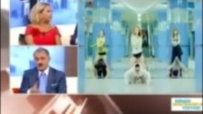 Faik Öztürk'ten Canlı Yayında Gangnam Style