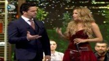 İvana Sert Beyaz Show'da şarkı söyledi.'Cik cik pogodi'