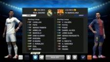 Pes 2013 Real Madrid - Barcelona - Türkçe Spiker (Beta)