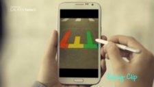 Samsung Galaxy Note Iı Reklamı