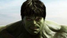 Superman vs Hulk Karşı Karşıya