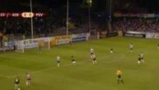 AIK 1-0 PSV (Maç Özeti)