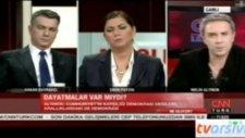 Atatürk tartışmasında ortalık gerildi!