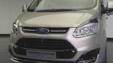 2013 Ford Tourneo Custom Concept