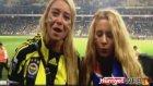 Fenerbahçeli Kadınlardan Aziz Yıldırım Taklidi