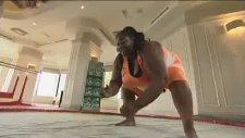 Dünyanın en kilolu kadın sporcusu