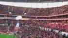 Galatasaray - Orduspor TT Arena Kızılderili Marşı